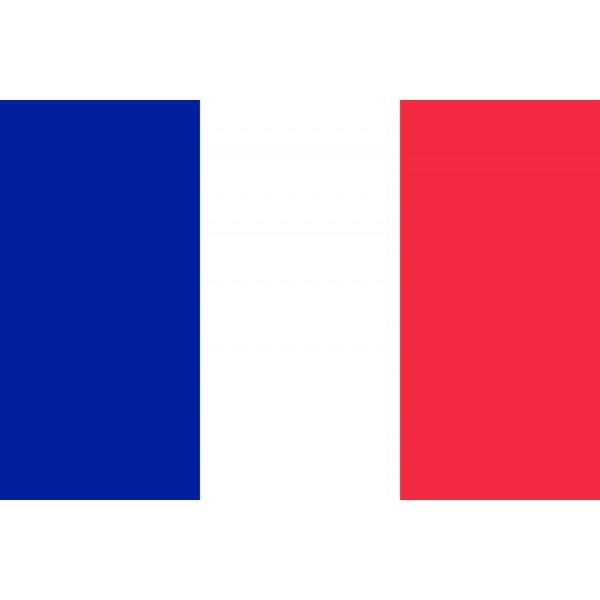que significa los colores de la bandera de francia