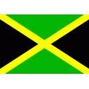 JAMAICA - BANDERA DE JAMAICA (COMPRAR) - 150 X 90 cm