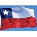 CHILE - BANDERA DE CHILE (COMPRAR) - 150 X 90 cm