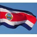 COSTA RICA - BANDERA DE COSTA RICA (COMPRAR) - 150 X 90 cm