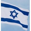 ISRAEL - BANDERA DE ISRAEL (COMPRAR) - 150 X 90 cm