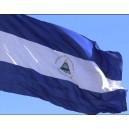 NICARAGUA - BANDERA OFICIAL DE NICARAGUA (COMPRAR) - 150 X 90 cm
